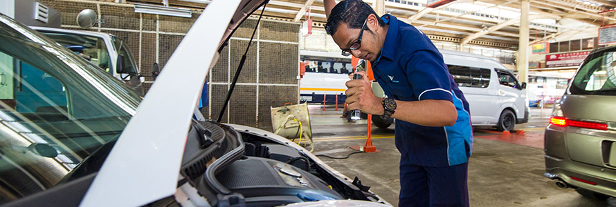 Car Inspection Officer In Singapore